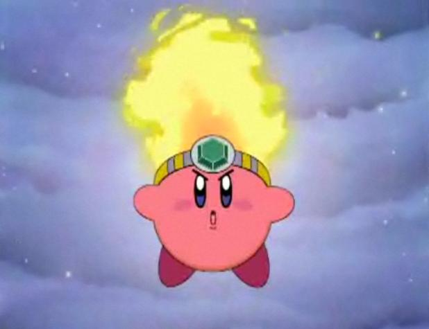 Kirby anime episode list