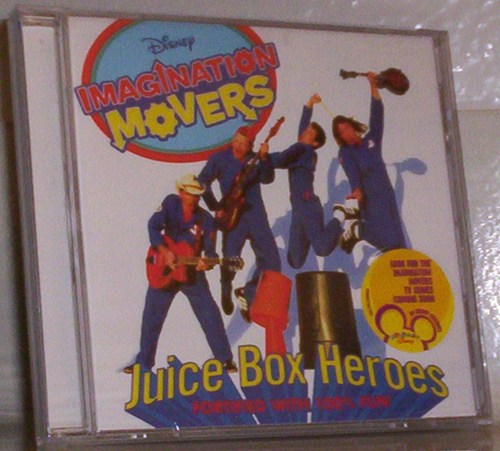 Juice box song